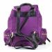 Сумка-рюкзак YES Weekend, пурпурный - №4