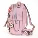 Сумка-рюкзак YES Weekend, розовый - №3
