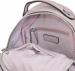 Сумка-рюкзак YES Weekend, розовый - №5