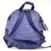 Сумка-рюкзак YES Weekend, синий - №4