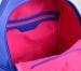 Сумка-рюкзак YES Weekend, синий с бахромой - №6