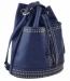 Сумка-рюкзак YES Weekend, темно-синий - №1