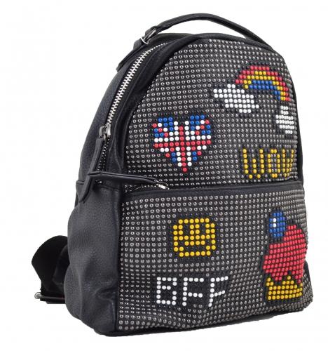57aa65691f9 Сумка-рюкзак YES Weekend, черный (555176) купить в интернет-магазине ...