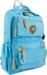 Рюкзак подростковый YES OX 323, голубой