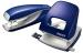 Степлер New NeXXt Style (скобы №24/6; 26/6), 30 листов, синий титан