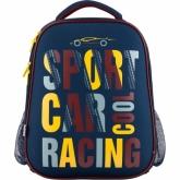 Ранец школьный KITE 531 Car racing
