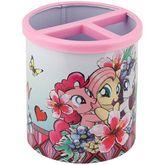 Подставка для ручек металлическая круглая KITE Мy Little Pony