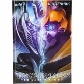 Дневник школьный Transformers