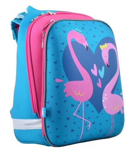 529f304bbf64 Ранец школьный YES H-12 Flamingo (554501) купить в интернет-магазине ...