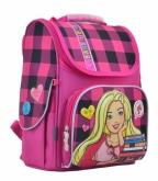 Ранец школьный 1 Вересня H-11 Barbie red