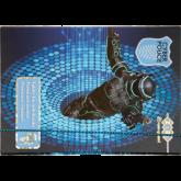 Папка для тетрадей Art Effect CYBER POLICE, картонная, на резинке B5+ (17,5х240х2,5мм), KIDS Line