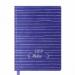 Ежедневник датированный 2019 Buromax Design RELAX, фиолетовый, А6 - №1
