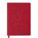 Ежедневник датированный 2019 Buromax Design WILD soft, красный, А6 - №1
