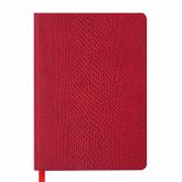 Ежедневник датированный 2019 Buromax Design WILD soft, красный, А6