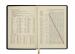 Ежедневник датированный 2019 Buromax Design WILD soft, красный, А6 - №7