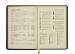 Ежедневник датированный 2019 Buromax Design WILD soft, красный, А6 - №8