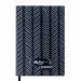 Ежедневник датированный 2019 Buromax Design RELAX, черный, А6 - №1