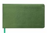 Еженедельник датированный 2019 Buromax Карманный METALLIC, зеленый, 9.5х17 см