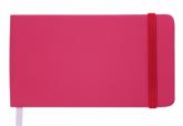 Еженедельник датированный 2019 Buromax Карманный TOUCH ME, розовый, 9.5х17 см
