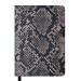 Ежедневник датированный 2019 Buromax Design WILD soft, золотой, А6 - №1