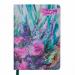 Ежедневник датированный 2019 Buromax Design CHERIE, салатовый, А6 - №1