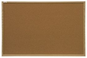 Доска пробковая 2х3 MDF  60x90 см