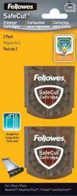 Ножи для резаков Fellowes, прямые, 2 шт
