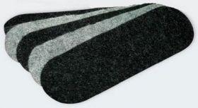 Сменные вкладыши для губки OVAL, 5 шт