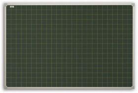 Доска для мела керамическая в клетку 2х3 GTO 100x170 см