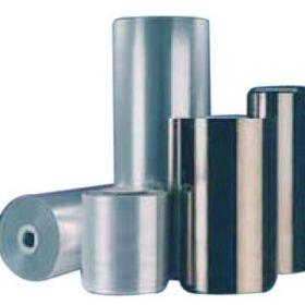 Пленка рулонная PET металлизированная 690 мм, 3000 м, 25 мкм, серебро