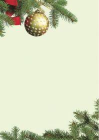 Фоновая бумага Christmas/Choinka 100 г/м2, 50 шт