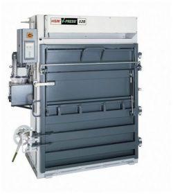Пресс макулатурный вертикальный HSM V-Press 820 plus