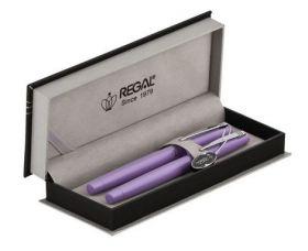 Комплект из перьевой ручки и ручки-роллера в подарочном футляре P 285220