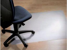 Защитный коврик PET, для гладкой поверхности, 2,0мм, 121 x 152 см