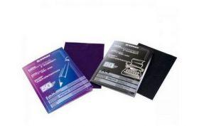 Бумага копировальная А4 50 листов, фиолетовая