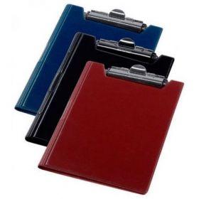 Папка-планшет Panta Plast А4, винил, черный
