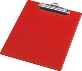 Планшет Panta Plast А4, PVC, красный