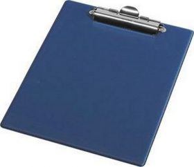 Планшет Panta Plast А5, PVC, синий