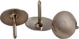 Кнопки никелированные, 100 шт.