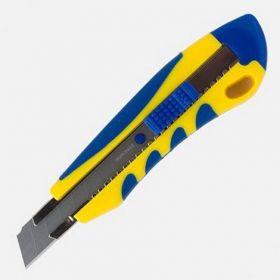 Нож канцелярский Buromax, лезвие 18 мм