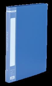 Папка со скоросшивателем Buromax А4, 700 мкм, синяя
