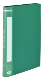 Папка A4 со скоросшивателем, зелёная