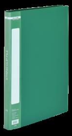 Папка со скоросшивателем Buromax А4, 700 мкм, зелёная