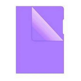 Папка-уголок DONAU А4, 180 мкм, фиолетовая