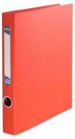 Папка на кольцах Buromax А4, 40 мм, 4D, PVC, красный