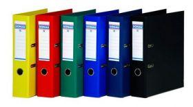 Папка-регистратор Donau PREMIUM A4, 70 мм, РР, темно-синий