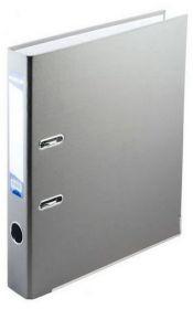Папка-регистратор Buromax A4, 50 мм, PVC, серый