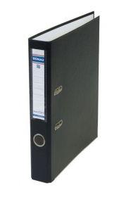 Папка-регистратор Donau MASTER-S A4, 50 мм, РР, черный