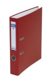 Папка-регистратор Donau MASTER-S A4, 50 мм, РР, красный
