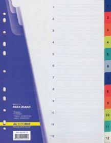 Индекс-разделитель цифровой для регистраторов